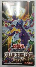 Yugioh Japanese CP17-JP Collectors Pack 2017 Booster Factory Sealed Box
