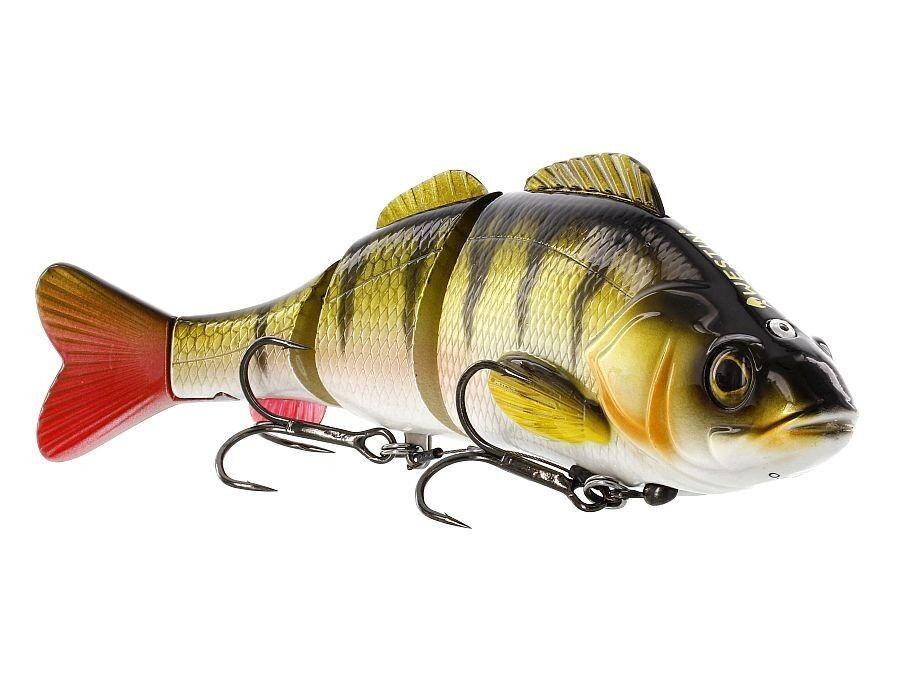 Westin Percy the Perch Inline   20cm 100g   SemiSoft fins  Sinking lure