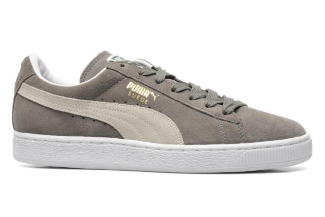 Uomo Puma Suede Classic+ Sneakers Grigio