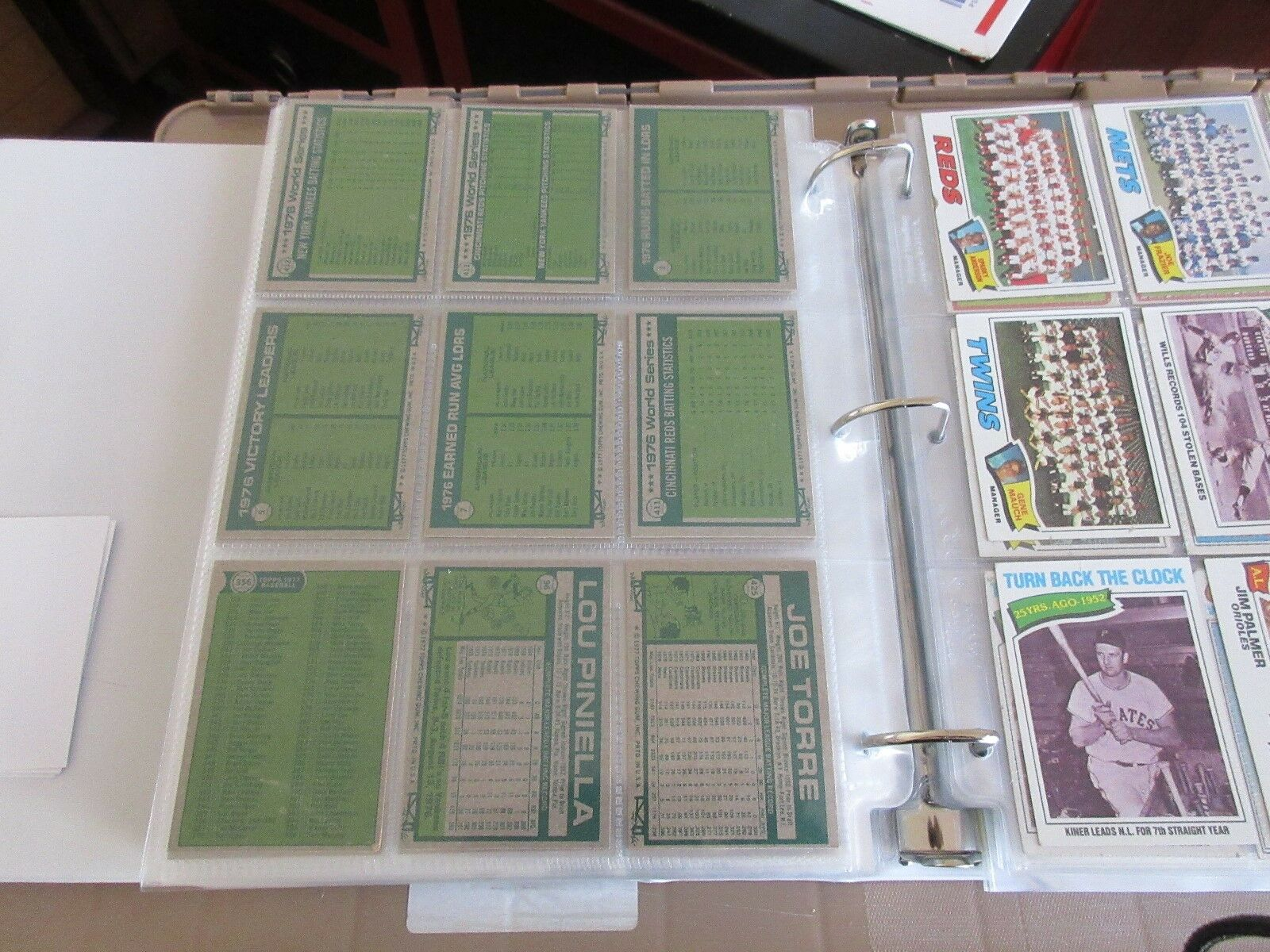 Miscellaneous Lot , Baseball Cards , 1977 , Topps , Lot