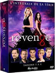 COFFRET DVD SERIE : REVENGE - L'INTEGRALE : SAISONS 1 A 4 - SECRETS / REVANCHE