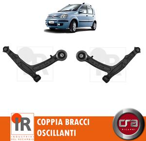 2-BRACCI-BRACCETTI-OSCILLANTI-SOSPENSIONE-FIAT-PANDA-1-1-1-2-1-3-MULTIJET-4X4