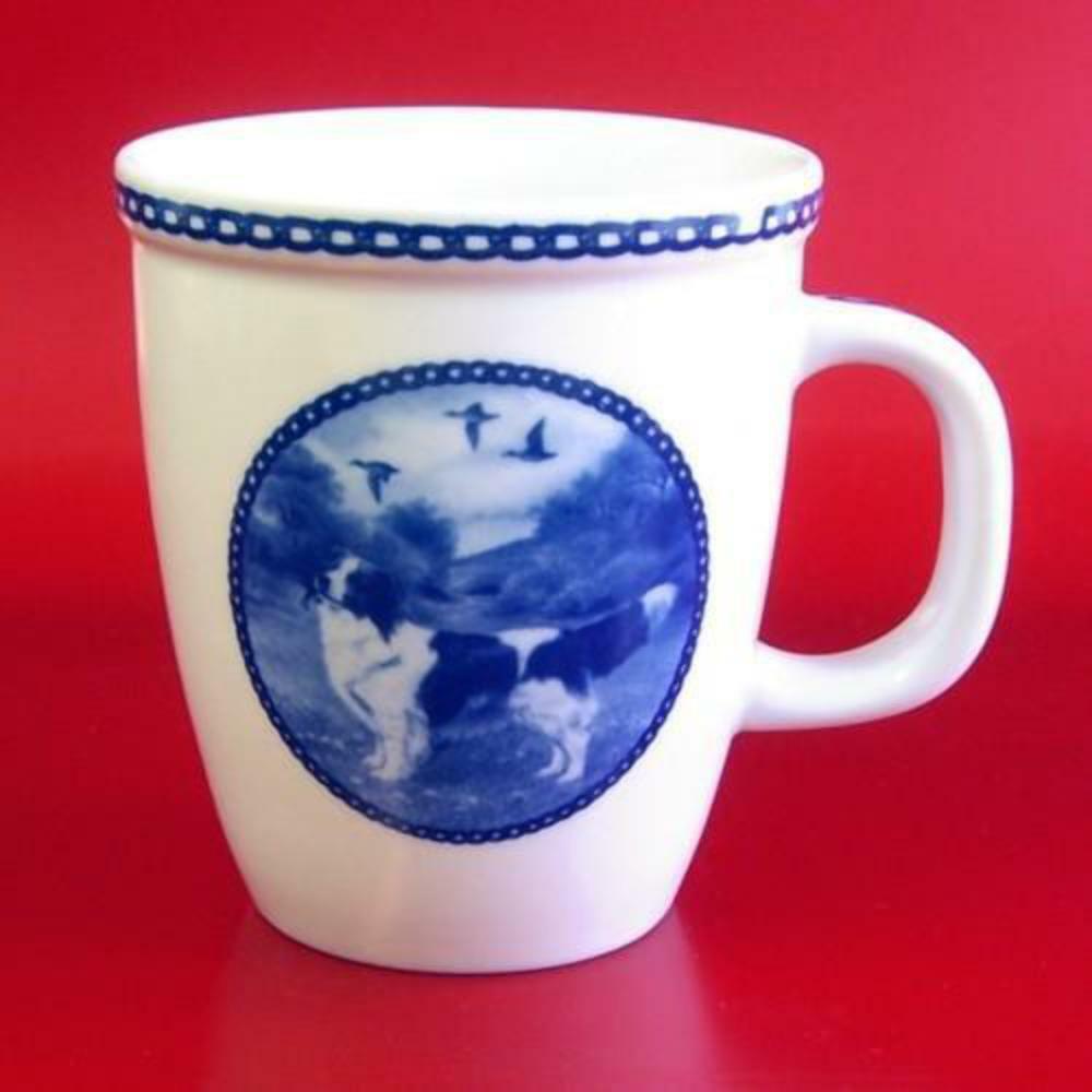 Kooikerhondje - Porcelain Mug made in Denmark