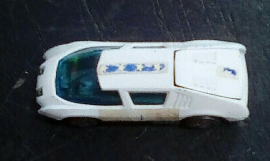 envío gratuito a nivel mundial Hot Wheels rojoline rojoline rojoline blanco Racing Team Pit Crew Coche  1970  al precio mas bajo