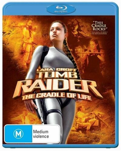 1 of 1 - Tomb Raider 2 - The Cradle Of Life (Blu-ray, 2013)