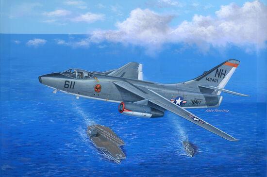 Bombardier stratégique DOUGLAS EA-3B SKYWARRIOR - KIT TRUMPETER  1 48 n° 2871  distribution globale