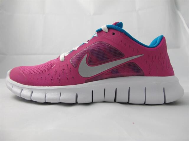 sneakers for cheap f622a 2f7a0 NEW JUNIORS NIKE FREE RUN 3- 512098-602