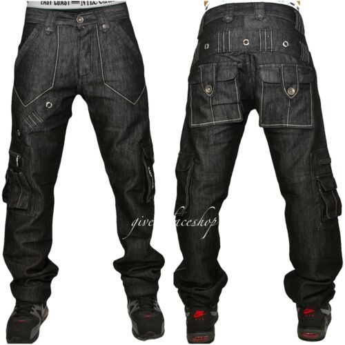 Urban Star G Combat Hop Coated Jeans Money Mens Peviani Time Hip Denim Is v6q1wn
