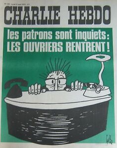 Charlie-View-No-145-August-1973-Gebe-the-Patterns-Are-Worried-the-Ouvriers-Rent
