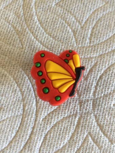 BUTTERFLY SHOE CHARMS FITS CROCS BUTTERFLY CLOG CHARMS BUTTERFLY SHOE CHARMS