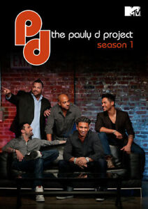 The Pauly D Project TV Series Complete First Season 1 - NEW DVD Out of Print!
