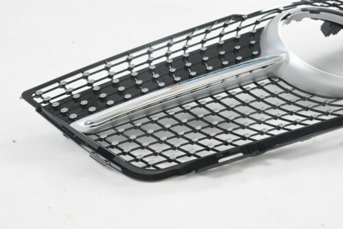 GT R Front Grill Grille For Benz GLK Class X204 GLK250 GLK300 GLK350 2008-2012