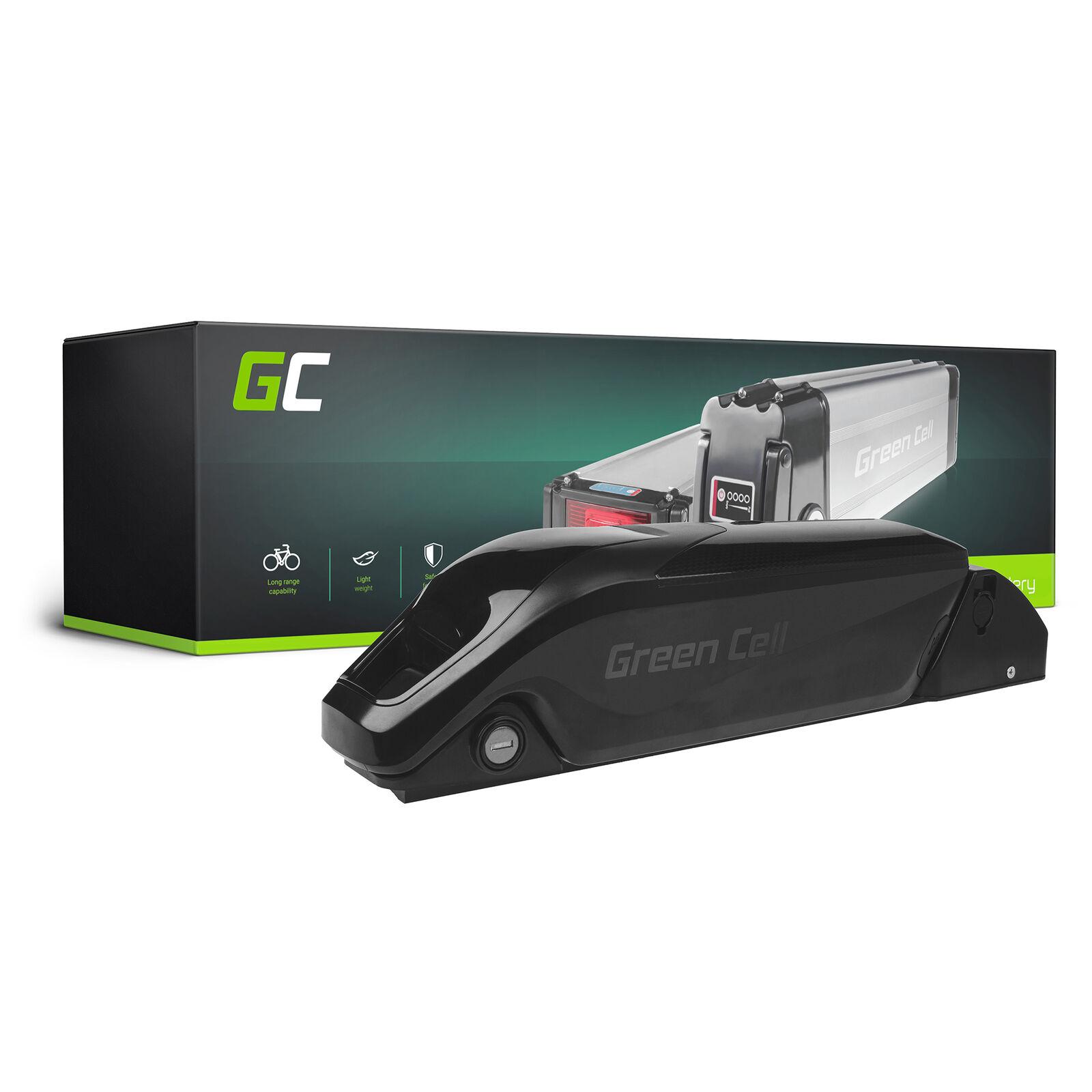 GC ®  BATTERIA MOTO E 36V 418Wh 11.6Ah giù tubo con il autoicabatterie e cellule ORIGINALE