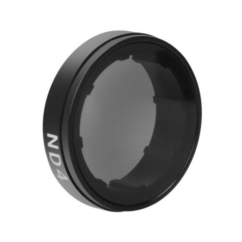 UV Filters Kit Lens Protector Set for GoPro Hero 3 3+4 Sport Camera N3Q3 ND