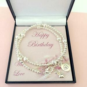 Image Is Loading Wrap Bracelet In Happy Birthday Gift Box For