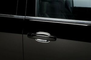 Chrome Door Handle Covers 2015 2017 Cadillac Escalade