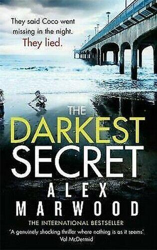 The Darkest Secret por Marwood Alex