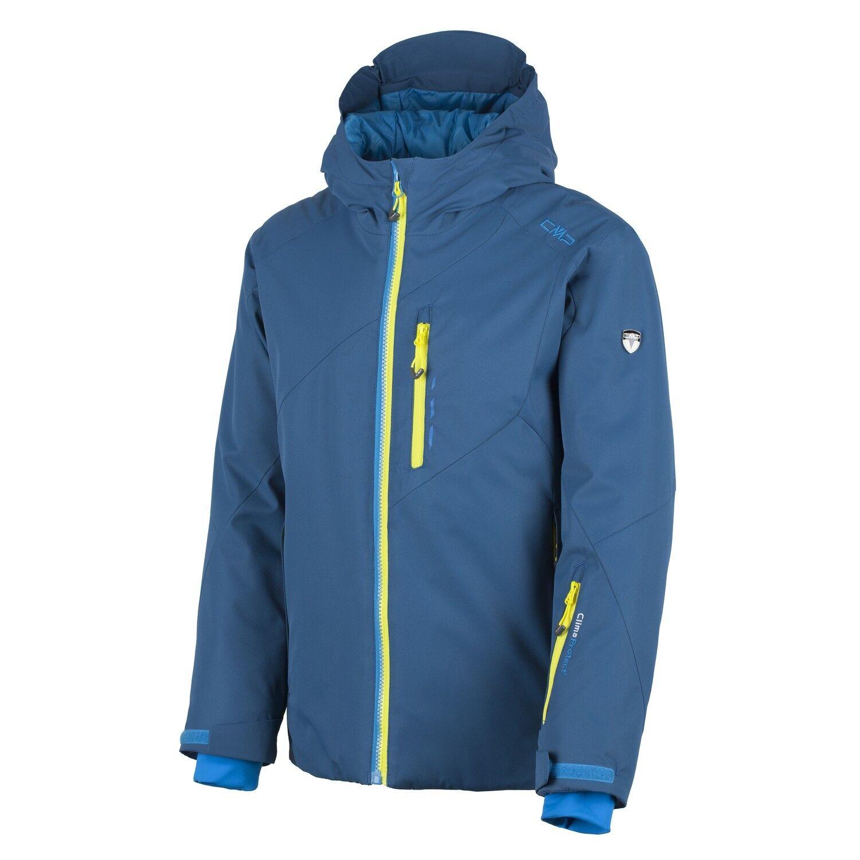 CMP Skijacke Snowboardjacke Winterjacke blau winddicht ClimaProtect®