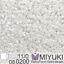 7g-Tube-of-MIYUKI-DELICA-11-0-Japanese-Glass-Cylinder-Seed-Beads-Part-2 miniature 50