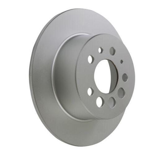 Pagid LD10010 P Arrière Droite Gauche Disques De Frein Kit 2 pièces diamètre 281 mm solide