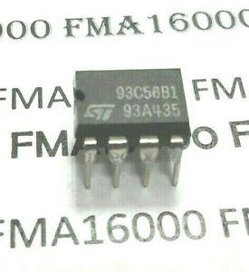 93C56-B1 DIP8 2048 bits CMOS EEPROM  DIP14  ORIGINAL ST-THOMSON ST93C56 93C56