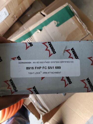 Grcrt. New Dorma 8900 Series Top Jamb Door Closer 8916 fhp fc sn1 689