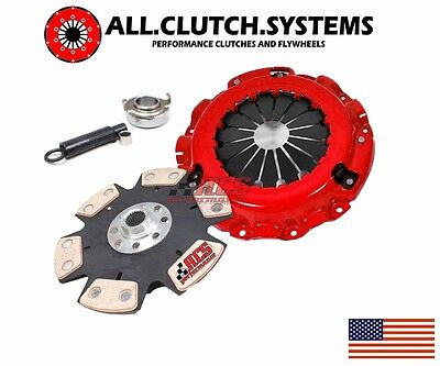 EFT STAGE 1 HD CLUTCH DISC PLATE WORKS WITH 2004-2011 MAZDA RX-8 RX8