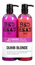 TIGI Bed Head Dumb Blonde Shampoo & Reconstructor Tween Duo 2 x 750ml