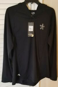 Women-039-s-Adidas-Golf-Hooded-CLIMALITE-Pullover-W-NBA-ALL-STAR-Logo-XL
