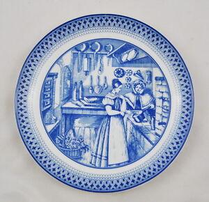 Melitta Collection Plate Wall Plate 1981 1840 One Kitchen Round Um Den Ebay