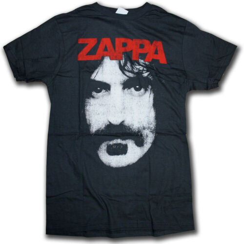 Frank Zappa T Shirt Apostrophe Charcoal Retro Print 100/% Official US Import