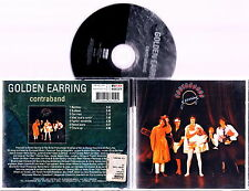 GOLDEN EARRING - Contraband (1976/2001) CD Original Very Rare Import