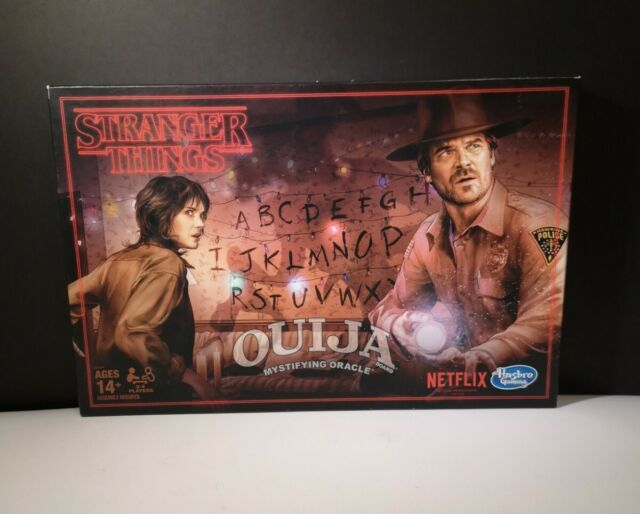 Stranger Things Ouija Board Game - Netflix and Hasbro
