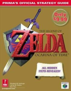 prima s official strategy guides the legend of zelda ocarina of rh ebay com prima game guides free prima game guides pdf