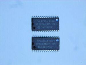 "HM6264ALFP-12T  /""Original/"" Hitachi 28P SMD RAM IC  2 pcs"