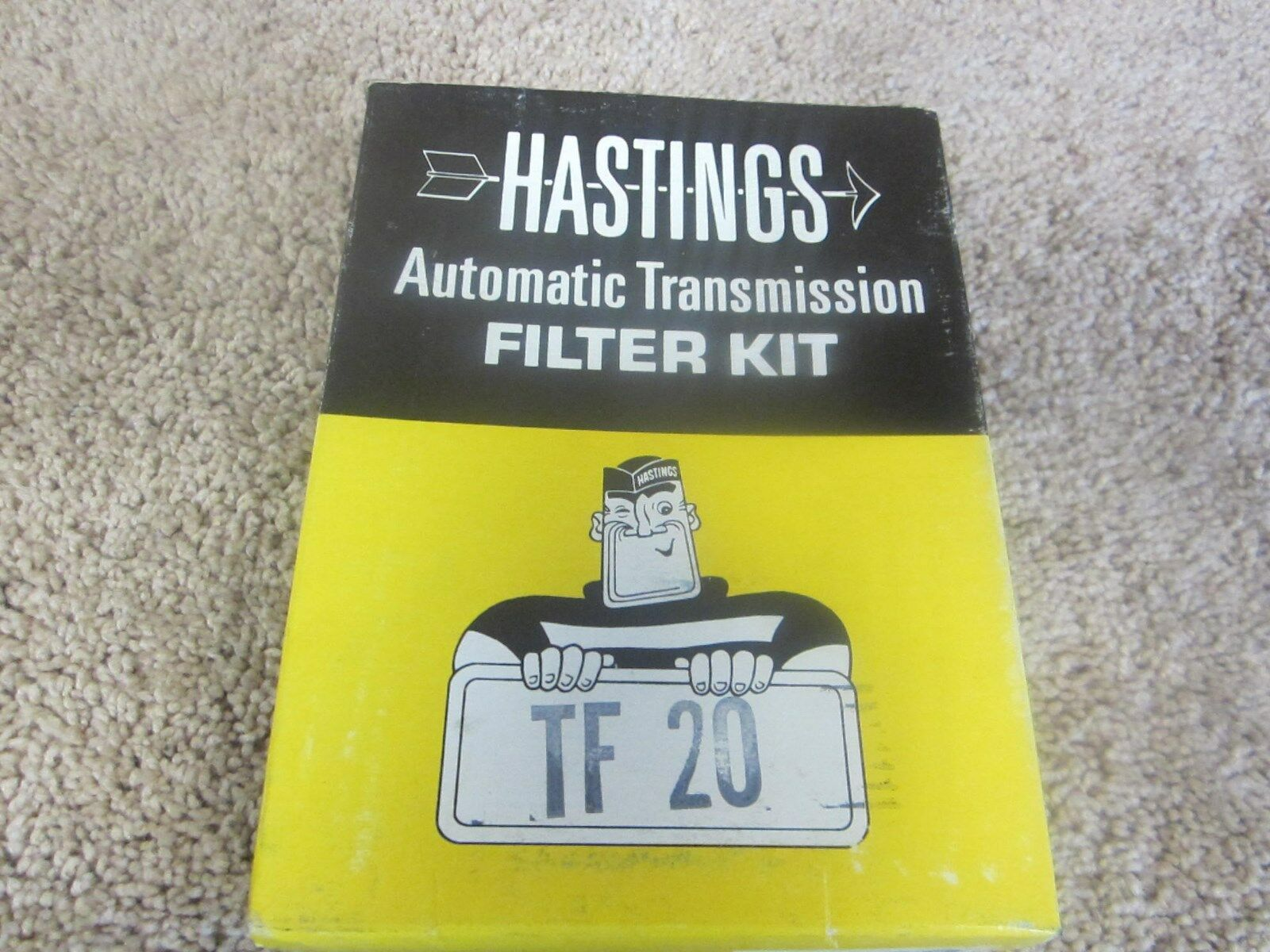 Auto Trans Filter Hastings TF191