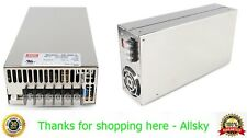 Mean Well Se 600 5 5v Acdc 100a 600w Power Supply Led Switching Single Outnib