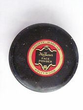 "Art Deco Era Powder Tin ""MaxFactor's"" Face Powder - Hollywood  Society Make-Up *"