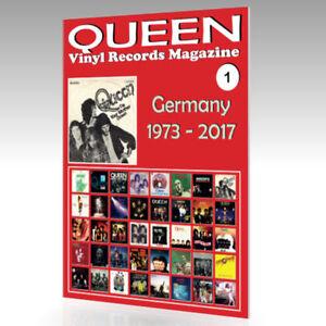 Queen-Revista-De-Discos-De-Vinilo-No-1-Alemania-1973-2017-guia-a-todo-color