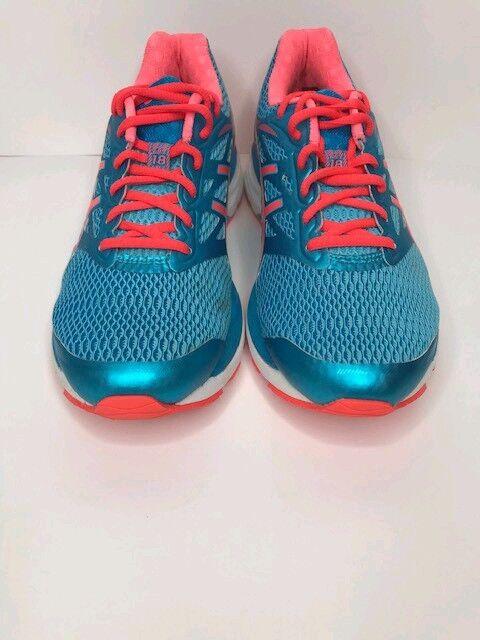 Asics T6C8N GEL Cumulus 18 Running Training shoes Sneakers bluee Womens Size 8.5