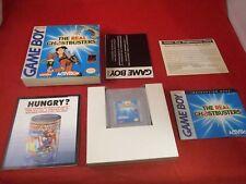 Real Ghostbusters (Nintendo Game Boy, 1993)