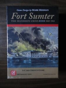 Fort-Sumter-by-GMT-Games-2018-mint-in-shrink