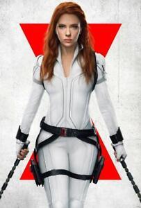 Black Widow Movie Poster Photo Print Wall Art 8x10 11x17 16x20 22x28 24x36 27x40