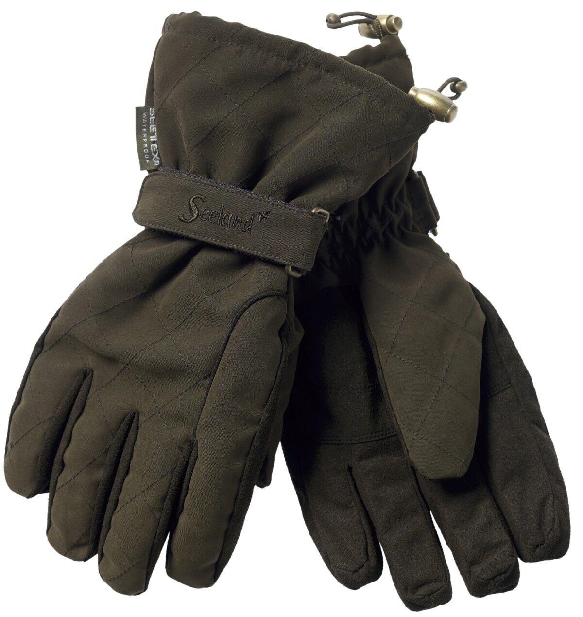 SEELAND Fingerhandschuhe GLENSBURY - Seetex-Membrane 2 in 1 mit Innnenhandschuh