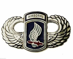 Armée Américaine 173rd Airborne Chapeau ou Épinglette H16049d6 bEILTMKI-09153700-580313494