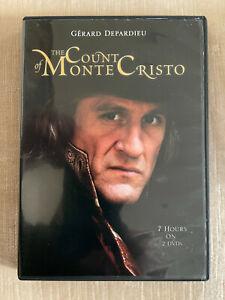 El Conde De Montecristo 1998 Dvd Temporada Uno Casi 7 Horas R 7 9 10 Ebay