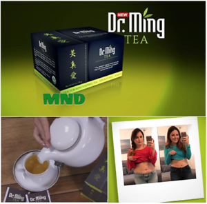 NEW & IMPROVED Dr Ming Te Chino Natural Slimming Herbal ...