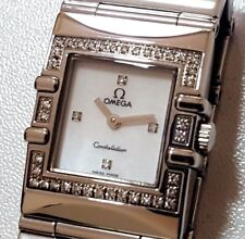 Omega Constellation Square Face
