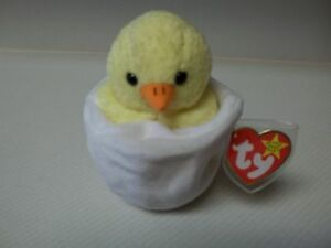 abc533e3839 MWMT Rare Eggbert Chick in Egg   Gasport Error   Birthdate Error TY ...