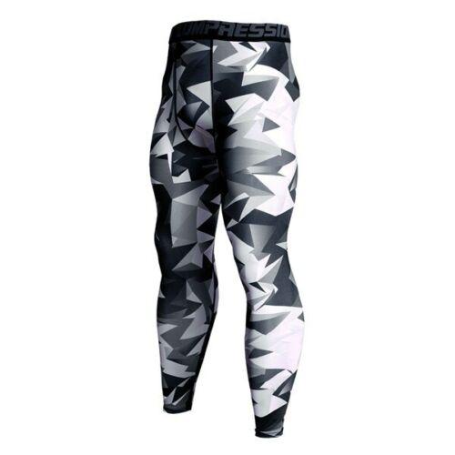 Gimnasio Hombre Mallas Compresion Entrenamiento Deportivo Pantalones Para Correr Mallas Y Pantalones Largos Ropa Y Complementos Deportivos